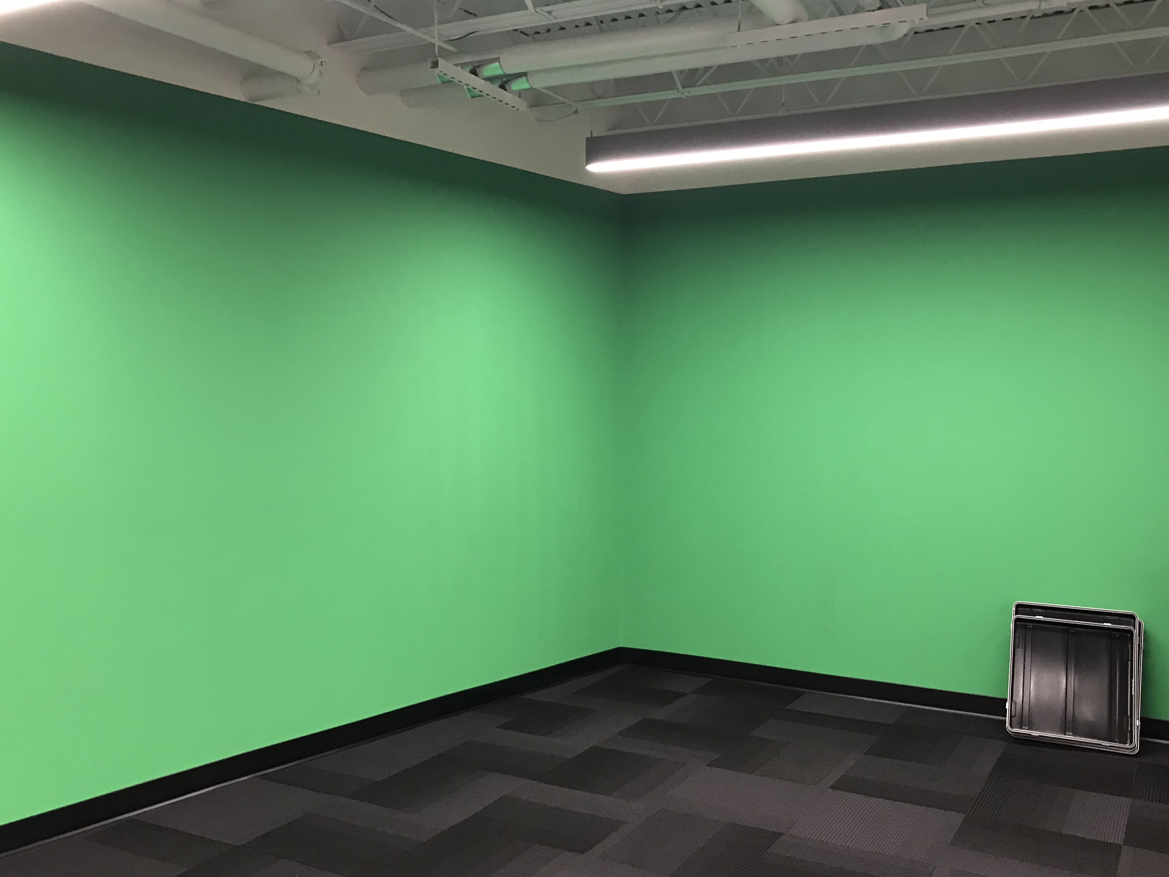 HPL Makerspace Green Screen